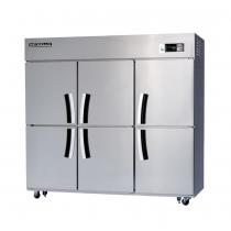Tủ Mát 6 Cánh Đứng Modelux - MDS-1660R1, Tủ mát Modelux, Tủ mát quầy bar