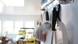 Thiết kế nhà bếp diện tích nhỏ